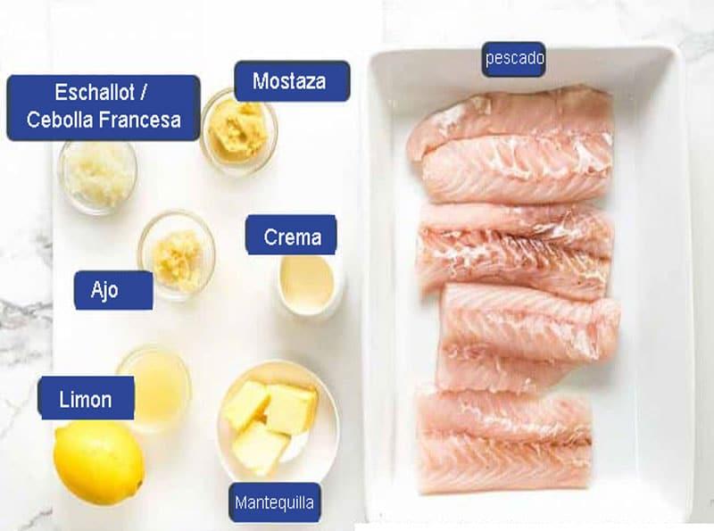 Pescado-al-horno-salsa-de-limón