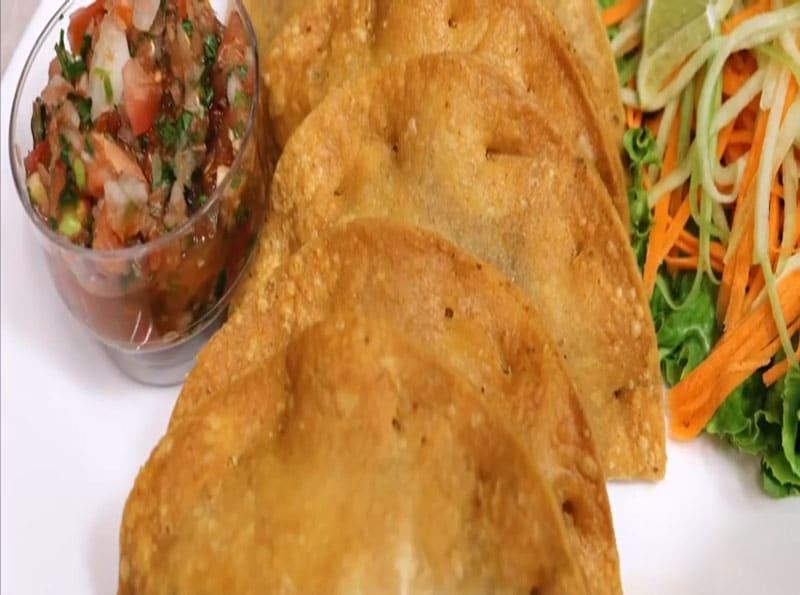 Tacos de pescado pescadillas