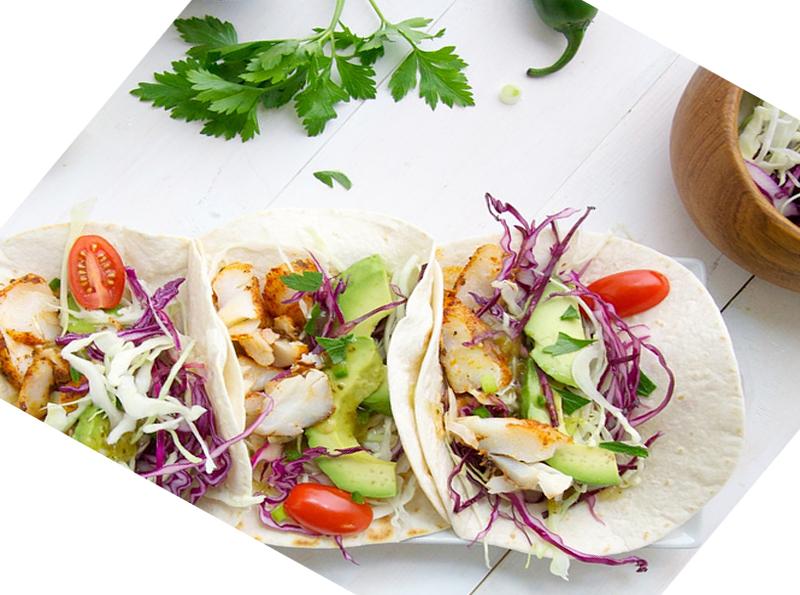 Tacos-de-bacalao-ennegrecidos