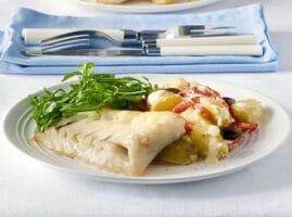 Recetas de pescado fáciles y rápidas