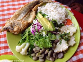 pescado frito chileno