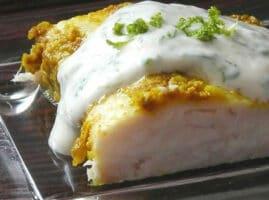 filete de pescado tilapia