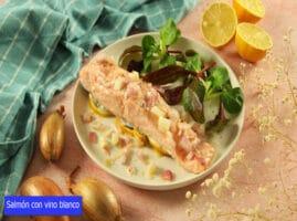 Salmon-con-vino-blanco